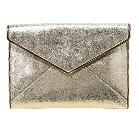 Rebecca Minkoff Handbags - Rebecca Minkoff leo clutch new with tags